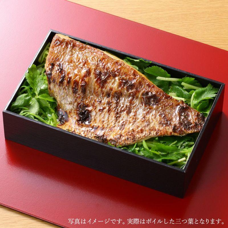 鯛の飯(掛け紙:黄)